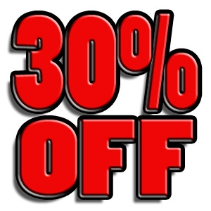 30% off